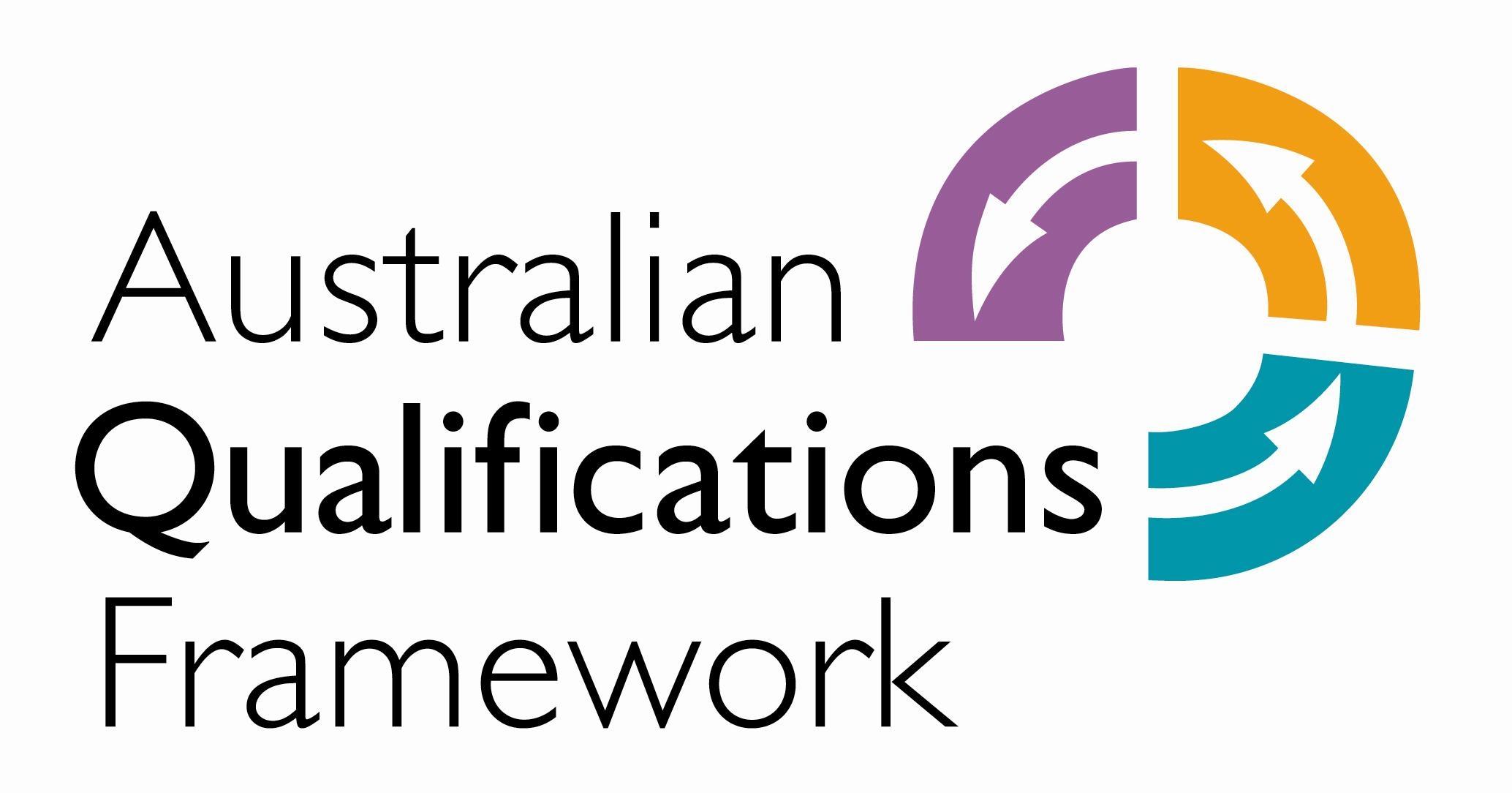 Australian Qualifications Framework Logo